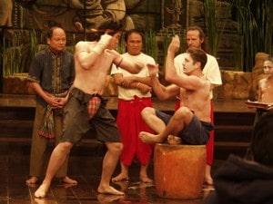 Kru lek kru Pedro in Kun phra chuae