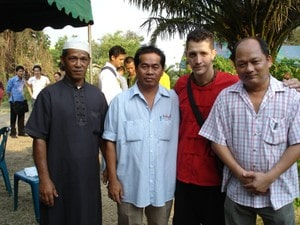 Wai Kru Muay Chaiya 2006 Baan Kru Thong