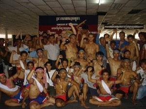 Bokator Wai Kru in Phnom Penh